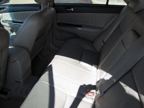 Photo #10: sedan: 2002 Toyota Camry (Tan)