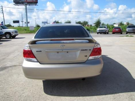 Photo #4: sedan: 2002 Toyota Camry (Tan)