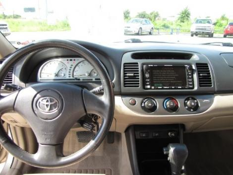 Photo #7: sedan: 2002 Toyota Camry (Tan)