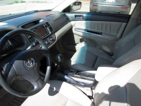 Photo #9: sedan: 2002 Toyota Camry (Tan)