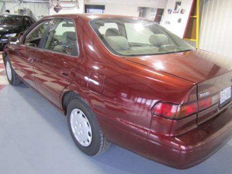 Photo #7: sedan: 1999 Toyota Camry (Dark Red)