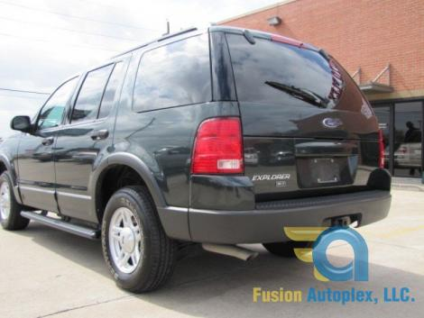 Photo #4: SUV: 2003 Ford Explorer (Green)