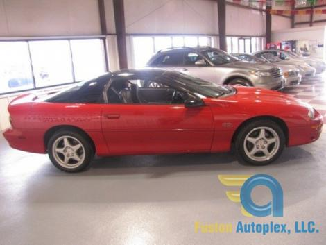 Photo #2: sports coupe: 1998 Chevrolet Camaro (Red)