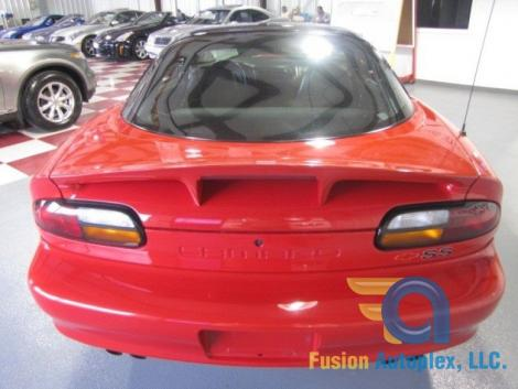 Photo #7: sports coupe: 1998 Chevrolet Camaro (Red)
