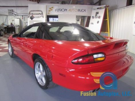 Photo #8: sports coupe: 1998 Chevrolet Camaro (Red)