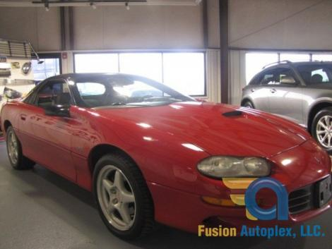 Photo #1: sports coupe: 1998 Chevrolet Camaro (Red)