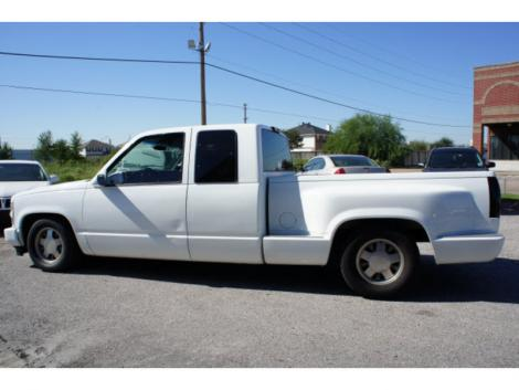 Photo #2: pickup truck: 1997 Chevrolet 1500 (White)