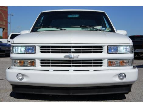 Photo #4: pickup truck: 1997 Chevrolet 1500 (White)