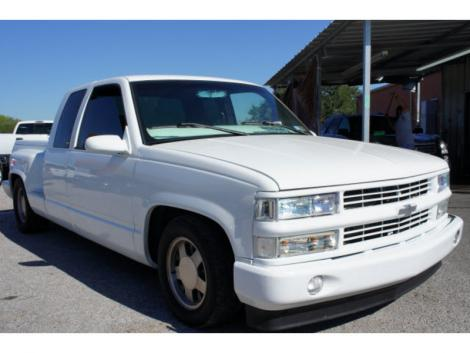 Photo #5: pickup truck: 1997 Chevrolet 1500 (White)