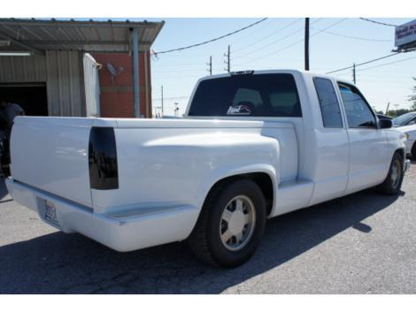 Photo #6: pickup truck: 1997 Chevrolet 1500 (White)