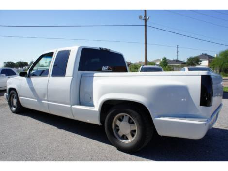 Photo #7: pickup truck: 1997 Chevrolet 1500 (White)