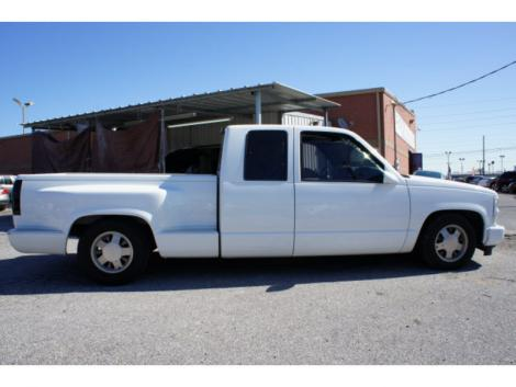 Photo #1: pickup truck: 1997 Chevrolet 1500 (White)