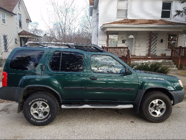 2001 Nissan Xterra Suv For Sale By Owner In Il Under 4000