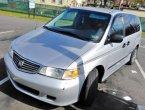 2001 Honda Odyssey in PA
