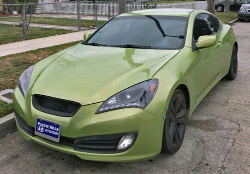 hyundai genesis 39 10 sports coupe under 9k los angeles ca by owner. Black Bedroom Furniture Sets. Home Design Ideas