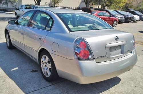 Cars Under 4000: Nissan Altima '06, Used Car Under $4000, Orlando FL