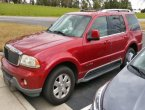 2004 Lincoln Aviator in North Carolina