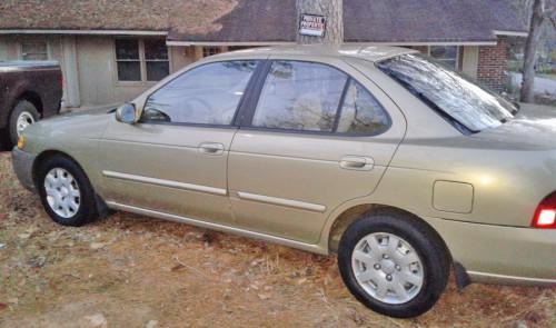 Nissan Sentra GXE '01, Good Car $2K or Less, Jonesboro GA ...