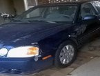 2004 KIA Optima (Blue)