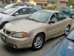 2002 Pontiac Grand Prix (Gold)