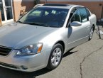 2004 Nissan Altima under $4000 in Massachusetts