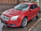 2007 Mercury Milan under $6000 in Washington