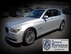 2011 BMW 740 in CA