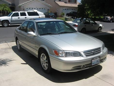 Toyota Camry For Sale By Owner In California Under 7000