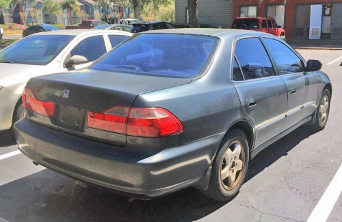 Honda accord ex 39 99 car 2500 or less winter park fl by for Honda winter park