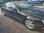 2002 Mercedes Benz S-Class in Indiana