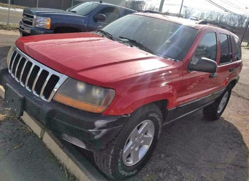 jeep grand cherokee 39 00 suv 2k 2500 new britain ct by owner. Black Bedroom Furniture Sets. Home Design Ideas