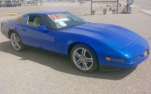 Chevy Chevette 93 Sports Car Under 5k Quartzsite Az