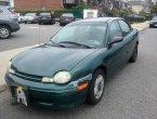 1996 Plymouth Neon in NY