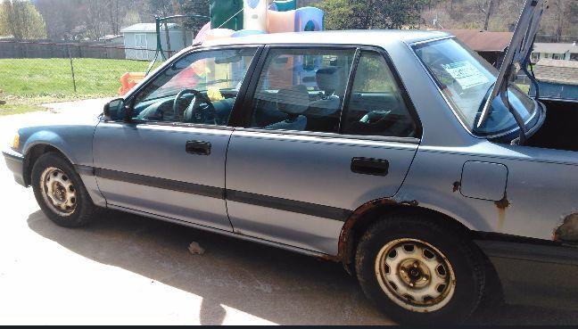 1990 honda accord sedan for sale by owner in tn under 2000. Black Bedroom Furniture Sets. Home Design Ideas