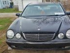 2002 Mercedes Benz E-Class under $3000 in Ohio