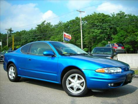 2000 Oldsmobile Alero Gl Coupe For Sale In Exeter Ri Under