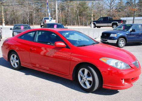 2004 toyota camry solara se for sale in exeter ri under 9000. Black Bedroom Furniture Sets. Home Design Ideas