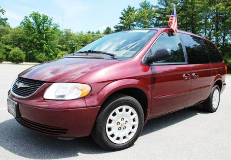 2002 chrysler town country lx for sale in exeter ri under 6000. Black Bedroom Furniture Sets. Home Design Ideas