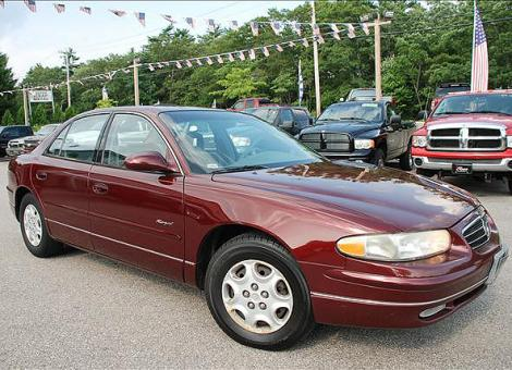 1999 buick regal ls for sale in exeter ri under 3000. Black Bedroom Furniture Sets. Home Design Ideas