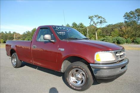 1998 ford f 150 xl for sale in exeter ri under 4000. Black Bedroom Furniture Sets. Home Design Ideas
