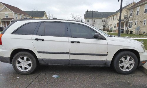 2005 Chrysler Pacifica Suv For Sale By Owner In Mi Under 4000 Autopten Com