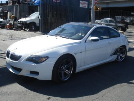 2007 bmw m6 sports coupe for sale in bronx ny under 26000. Black Bedroom Furniture Sets. Home Design Ideas