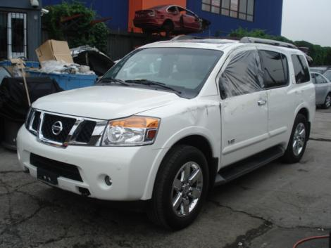 2009 nissan armada luxury suv for sale in bronx ny under 18000. Black Bedroom Furniture Sets. Home Design Ideas