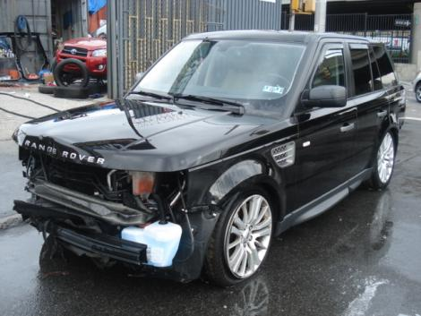 Bronx Auto Auction >> 2009 Land Rover Range Rover Luxury Suv For Sale in Bronx ...