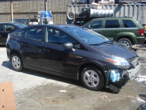 cheap fixer upper hybrid for sale toyota prius 2010 11k mi