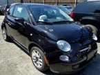 2012 Fiat 500 in New York