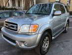 2002 Toyota Sequoia under $6000 in New York