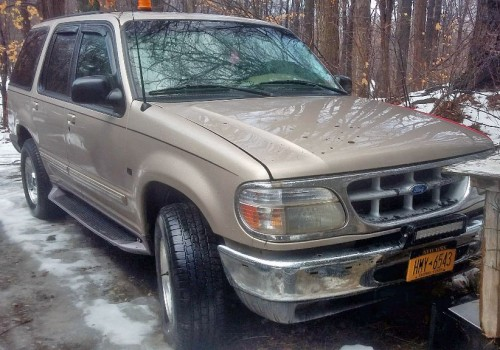 1997 Ford Explorer SUV For Sale By Owner in NY Under $1000 - Autopten.com