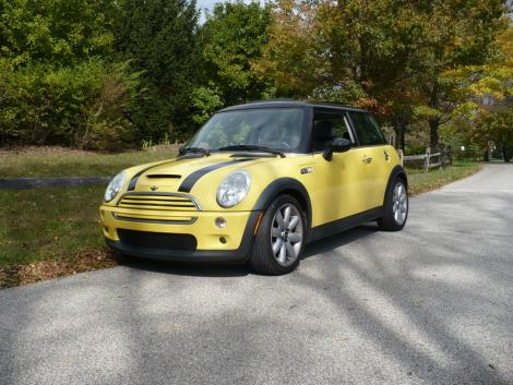 used mini cooper hatchback for sale by owner in in. Black Bedroom Furniture Sets. Home Design Ideas