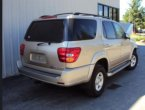 2001 Toyota Sequoia in California